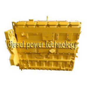 Caterpillar 3116 Remanufactured Diesel Engine Extended Long Block Engine