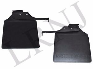 Land Rover Defender 110 Rear Mudflap Bracket Left Right Hand Set Of 2