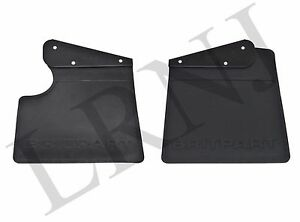 Land Rover Defender 90 1998 2016 Rear Mudflap With Bracket Left Right Hand Set