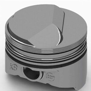 Kb Performance Pistons Kb227 030 Chevy 427 Hollow Dome Pistons 4 280 Bore