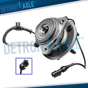 Front Wheel Bearing Hub Assembly 95 01 Ford Explorer Mercury Mountaineer 4x4