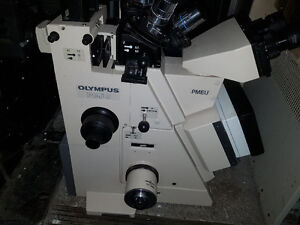 Olympus Pme3 Inverted Microscope