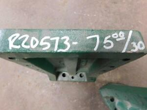 R20573 2 Cyl Fender Bracket By John Deere As Shown r