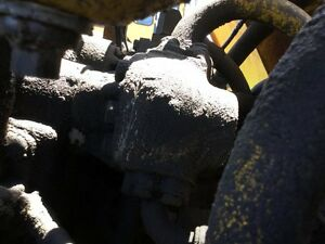Michigan 85iiia Wheel Loader Hydraulic Pump Right Side Of Torque Converter