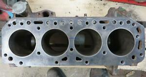 Ford Newholland Fo 172d Engine Block Used C0nn6015 j 4 Cyl Diesel