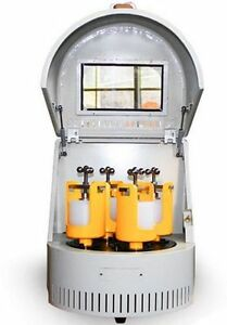 4l Vertical Small Lab Planetary Ball Mill Machine Portable Ball Grinding Mills