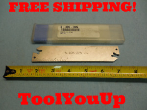 156 Wide Cut Off Parting Blade For Cnc Or Manual Lathe Spb125 5 S Ni Tool