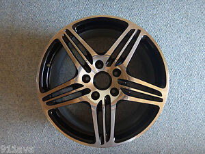 Porsche 997 Turbo Gt2 Front Wheel 19 X 8 5 E56 Oem Part 99736315605041 One Wheel