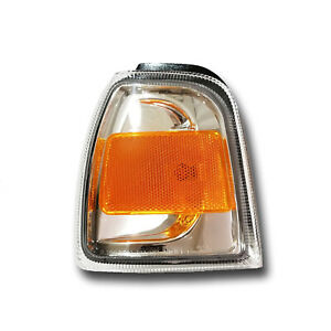 Fits 06 11 Ford Ranger Driver Left Turn Signal Parking Light Lamp Assembly Lh