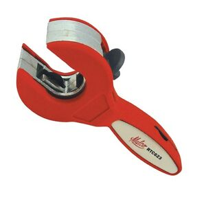 Malco Tools Rtc623 Ratchet Action Tube Cutter 1 4 7 8