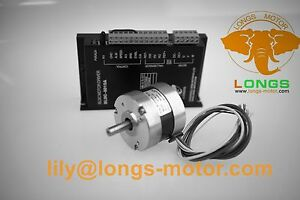 Bldc Motor 57bl02 For Car Peristaltic Pump 3phases 3000rpm 34w
