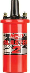 Msd Ignition 8202 Blaster 2 Ignition Coil