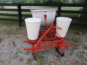 Used 2 Row Ford 309 Corn Planter free 1000 Mile Truck Freight Shipping