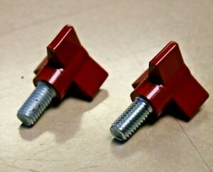 Ammco 6854 Red Tri Wing Knob For 3000 4000 4100 Brake Lathe