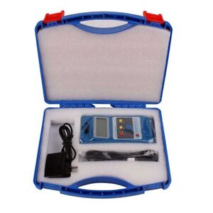 Wt10a Lcd Tesla Meter Gaussmeter Surface Magnetic Field Tester W ns Function New