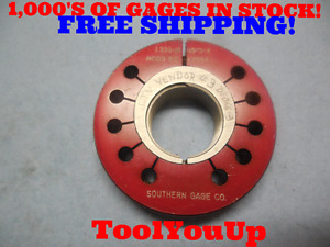 1 333 16 Ns 3 Thread Ring Gage No Go Only P d 1 2884 Tooling Inspection