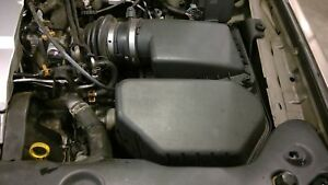 00 01 02 03 Cadillac Deville Air Cleaner Complete