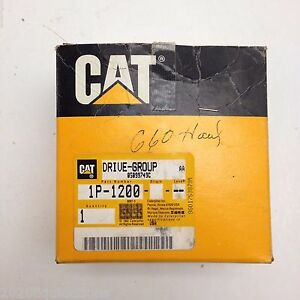 Caterpillar Cat 1p 1200 Drive Group 5037