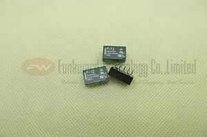 P 12 12vdc Magnetic Latching Relay 12vdc Dip X 300pcs