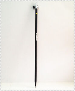 New 2pcs Telescopic Trimble Gps rtk Pole Rod Carbon Fibre Surveying