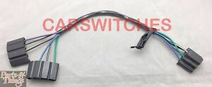 1964 Chevrolet Impala Bel Air Biscayne Tilt Column Adapter Harness Made In Usa