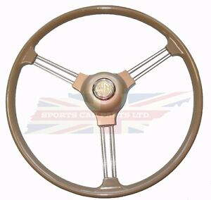 New High Quality Reproduction Of The Original Steering Wheel Center Mg Td Tf