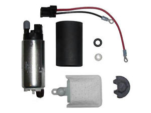 Walbro 255lph Hp Fuel Pump W Install Kit For Civic Integra S2000 Rsx Prelude