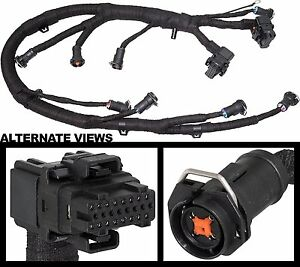Fuel Injector Ficm Wiring Harness For 03 07 6 0l Ford Powerstroke 269 Sticker