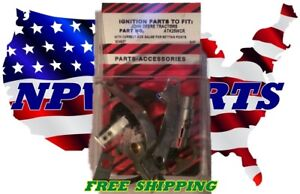 Atk25wcr Ign Kit W rotor Ignition Kit With Rotor 2 piece Points Using Wico Ma