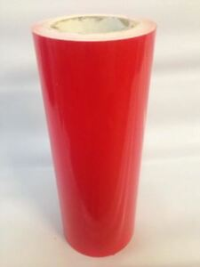 Red Vinyl 24 X 50 Yards 150 Feet For Cameo Silhouette Plotter