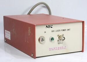 Nec Gas Laser Power Unit Gls 5112