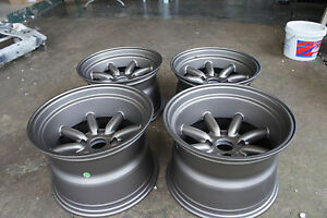 Jdm 15 Banana Pcd114 3x4 Staggered Wheels Rims Watanabe Ae86 Ta22 Gc10 Rs