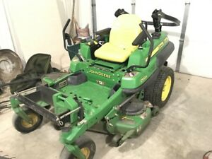 2008 John Deere Z510a Zero Turn Mowers