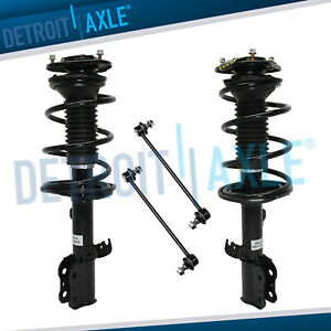 Front Strut Sway Bar Link For 2003 2004 2005 2006 2007 2008 Toyota Corolla 1 8l
