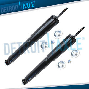 Rear Shocks Set For 2008 2012 Chevy Malibu 2005 2010 Pontiac G6 Saturn Aura