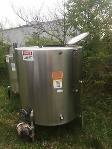 740 Gallon Food Grade Stainless Steel Tanks use To Make Beer moonshine wine ect