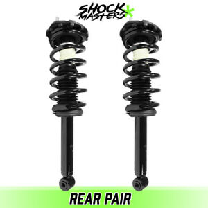 Quick Complete Strut Spring Assemblies Rear Pair For 2000 2003 Nissan Maxima
