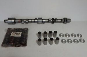 Brand New Performance Cam Camshaft 8 Tappets Lifters Springs Mgb 1965 1980