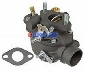 New Carburetor Ford Newholland Gas 9n 2n 8n Replaces Marvel schebler