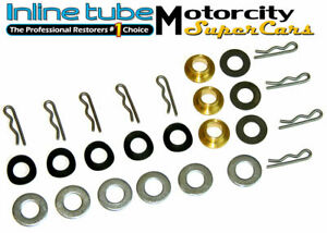 69 70 71 72 Buick Gs Muncie Shifter Rod Lever Rebuild Kit M20 M21 M22 Washer