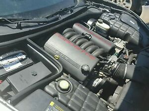 99 00 C5 Corvette Engine 5 7l Ls1 99 00 93k Motor Freeship Warranty Ran