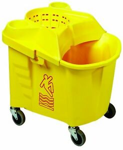 Continental Commercial Prod 335 312yw 35 qt Mop bucket Combo Pack