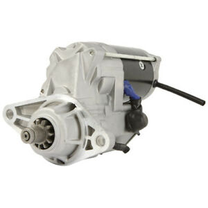 New Starter For Chevrolet Gmc Truck W3500 Isuzu 3 9 4 8 Tiltmaster 1999 2001