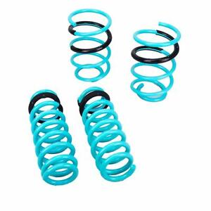 Godspeed Traction s Susp Lowering Springs For 06 11 Bmw 3 Series E90 Sedan Rwd