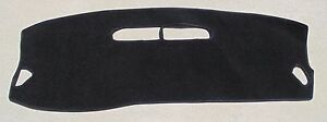 2001 2003 Dodge Durango Dash Cover Mat Dashboard Pad Black