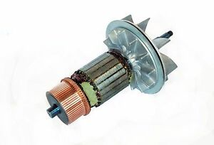 Clarke Su7r Armature New Oem 10101b Complete With Fans