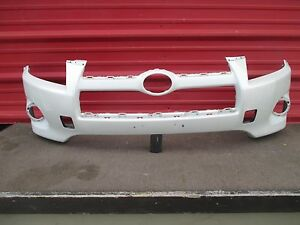 Toyota Rav 4 Front Bumper Cover Oem 09 10 11 12 Limited 2009 2010 2011 3680