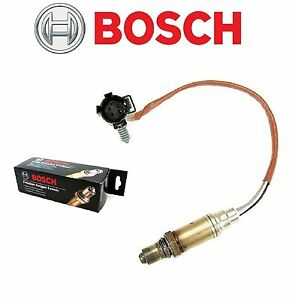Bosch Oxygen Sensor Downstream For Dodge Ram 2500 Van 5 2l Cng 2000