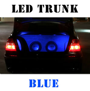 Pontiac Sunfire Trunk Cargo Led Bulb Stage 3 Blue