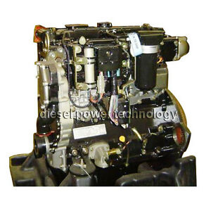 Caterpillar 3054e Remanufactured Diesel Engine Long Block Or 3 4 Engine
